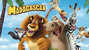 z-madagascar WEEKLY THEME -Zoo - Movie Day!